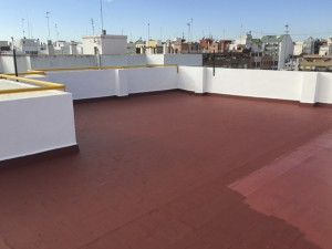 Trabajos de impermeabilización en Valencia