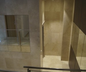 Bajada de ascensores a cota cero en Valencia