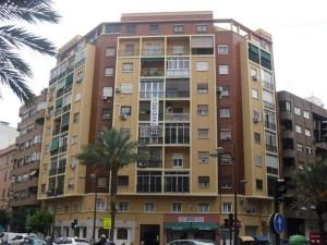 Pintura de fachadas en Valencia