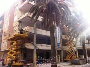 Empresa de trabajos verticales en Valencia