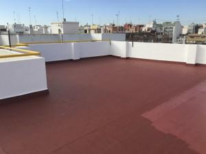 Trabajos de impermeabilización Valencia