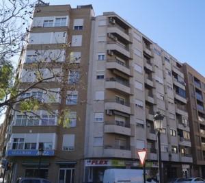 Restauración fachadas en Valencia