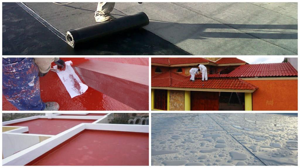 Impermeabilización terrazas Valencia - Imagen de impermeabilizaciones