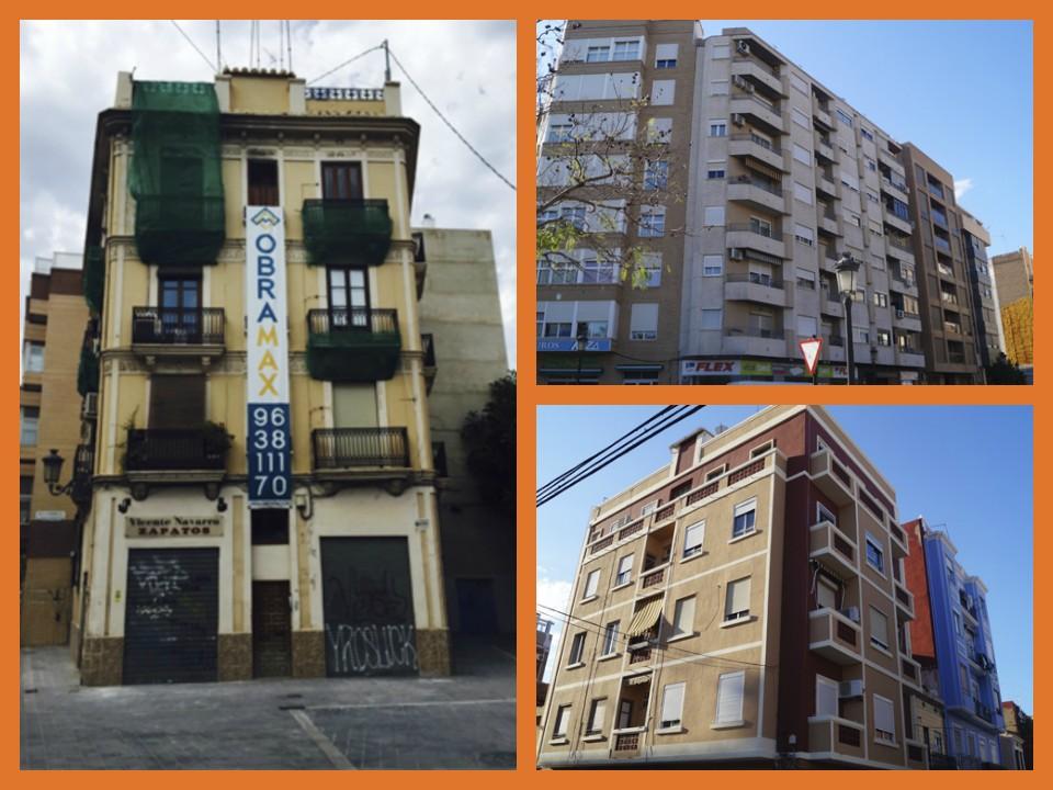 Rehabilitación de fachadas Valencia - Profesionales en el sector