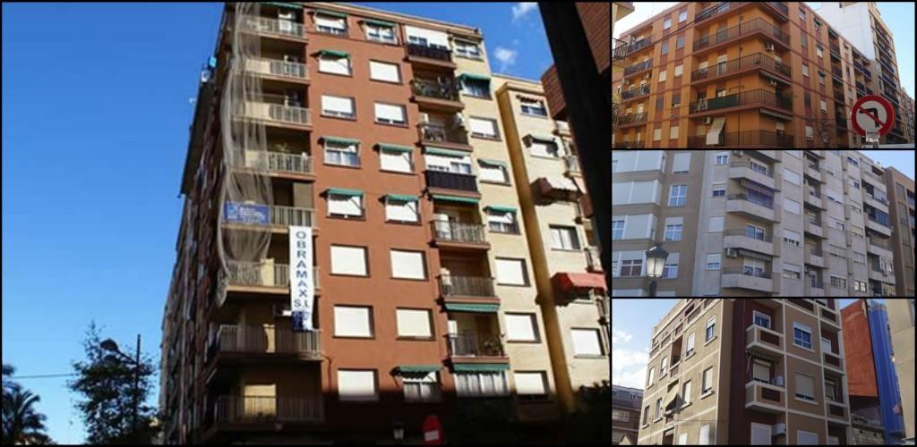 Restauración de fachadas Valencia - Años de experiencia en el sector