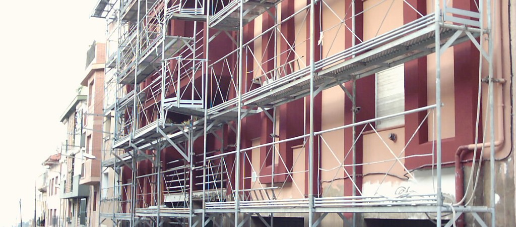 Restauración de fachadas Valencia calidad - Empresa profesional