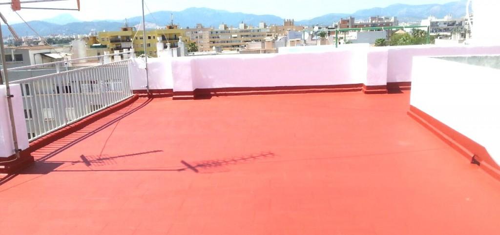 Impermeabilización de terrazas Valencia - Servicios de alta calidad