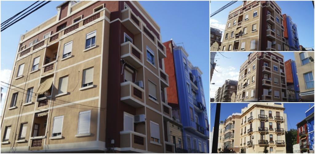 Rehabilitación de fachadas Valencia - Empresa con años de experiencia