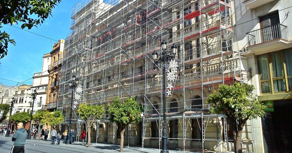 Rehabilitación edificios Valencia - Empresa con muchos años de experiencia