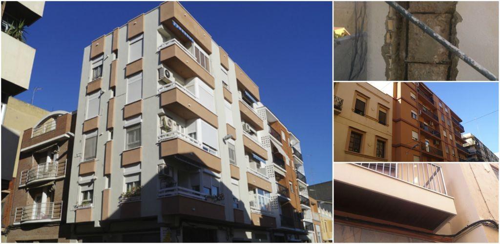 Rehabilitación fachadas Valencia - Presupuesto sin compromiso