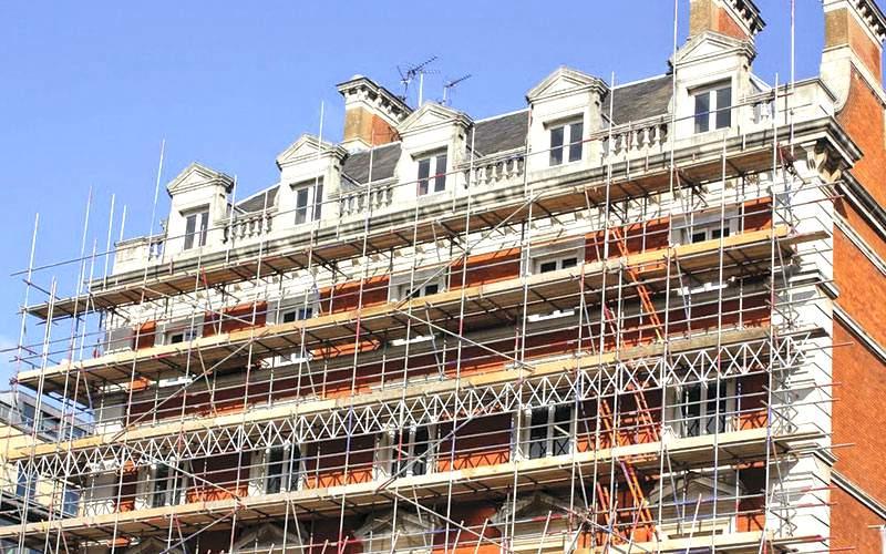 Restauración fachadas Valencia - Restauración y rehabilitación de fachadas en Valencia