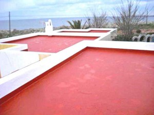 Trabajos de impermeabilización - Impermeabilización en Valencia