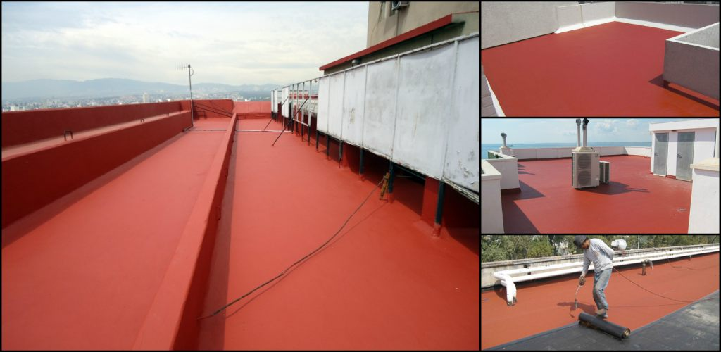 Impermeabilización terrazas Valencia - Servicios de alta calidad