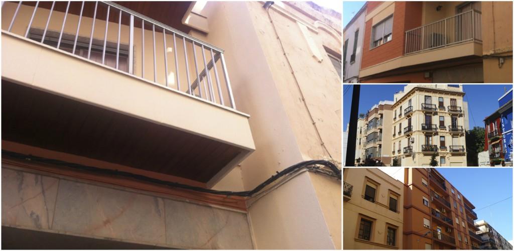 Rehabilitación de fachadas profesional - Servicios de calidad a precios competitivos