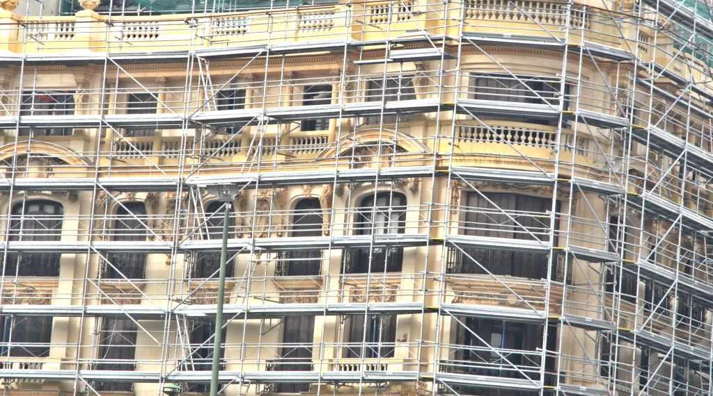 Rehabilitación fachadas Valencia - Empresa de construcción y rehabilitaciones