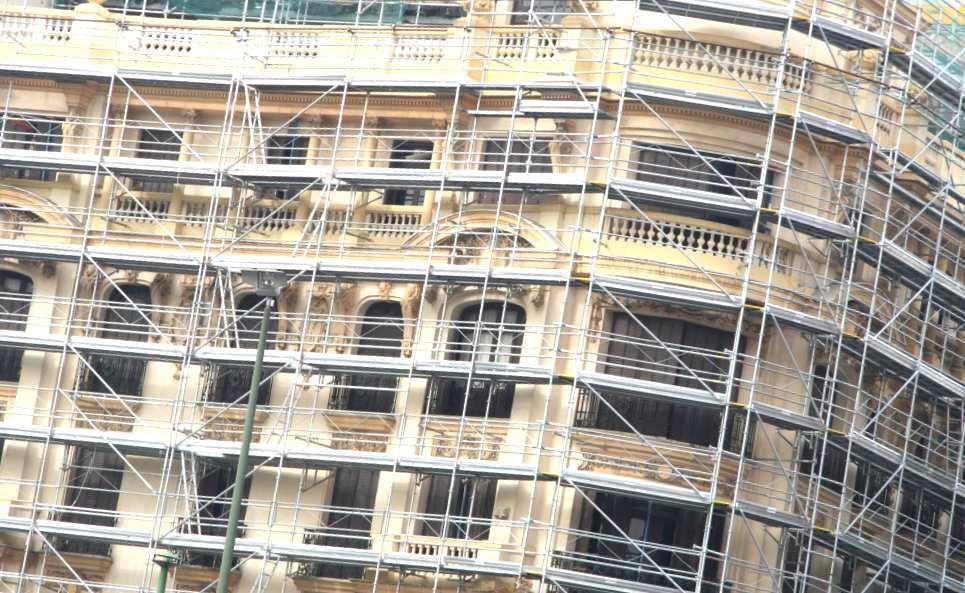 Restauración de fachadas Valencia - Profesionales con años de experiencia