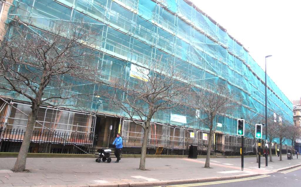 Restauración de fachadas Valencia - Servicios profesionales y de calidad