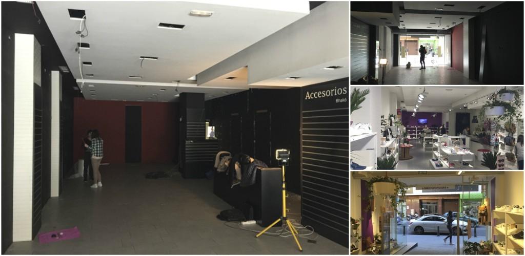 Empresa de reforma de locales comerciales Valencia - Empresa con experiencia