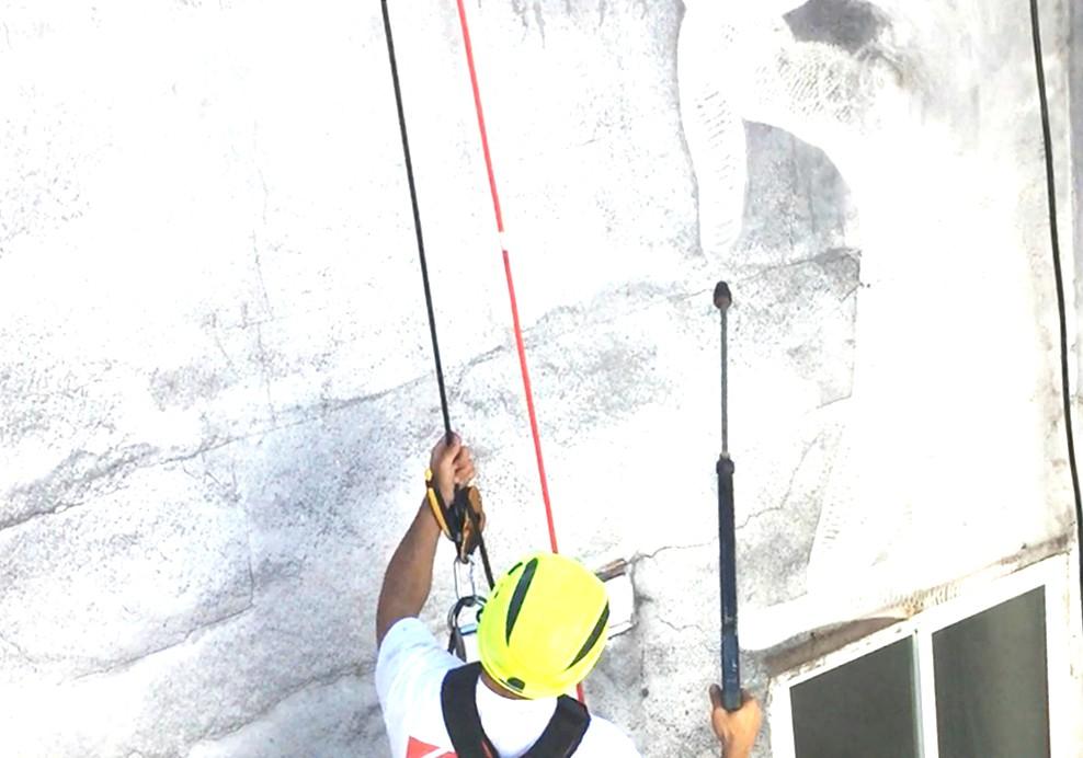 Empresa de servicios de trabajos verticales Valencia - Empresa con experiencia