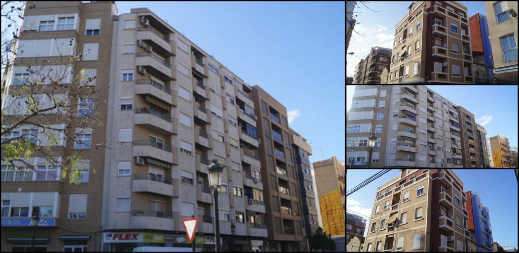 Empresa de restauración de fachadas Valencia - Servicios profesionales