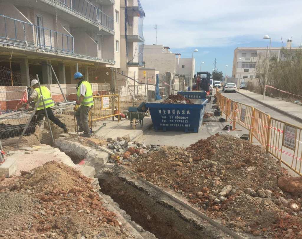 Instaladores homologados para obras en la vía pública Valencia - Empresa profesional