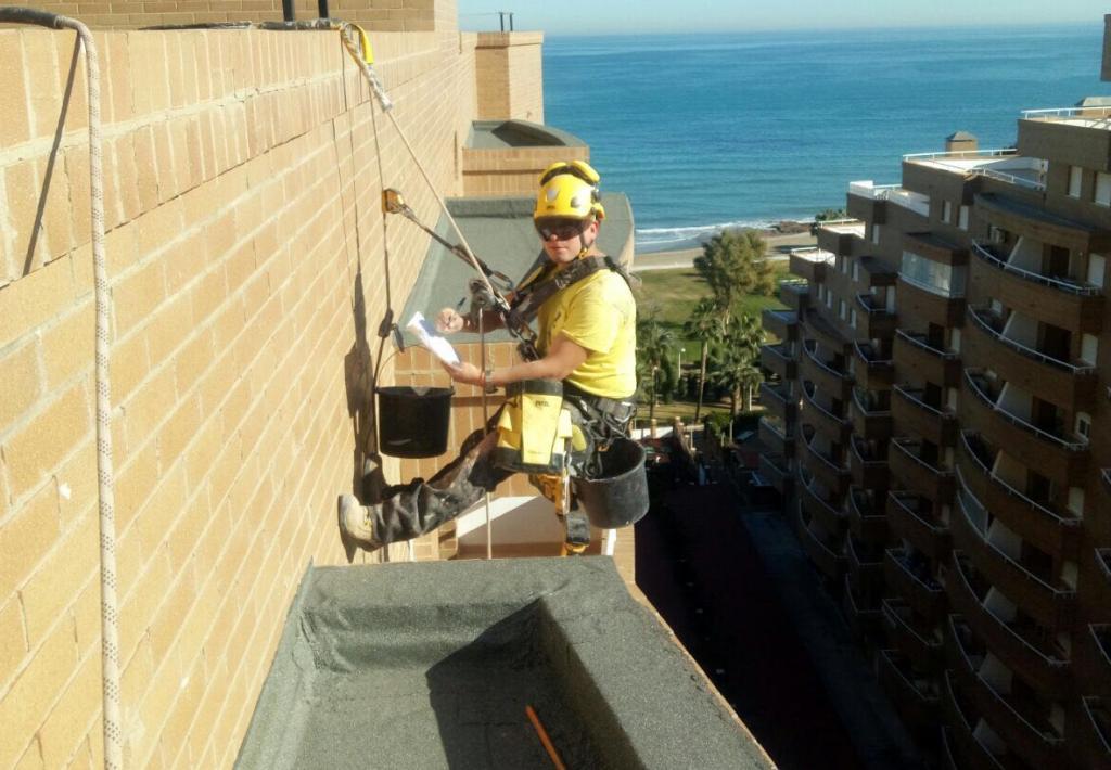 Servicios de trabajos verticales Valencia - Compromiso de calidad