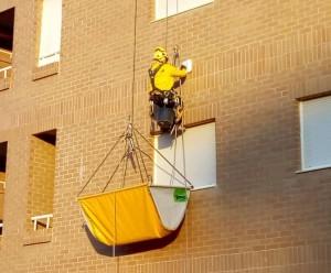 Servicios de trabajos verticales Valencia - Empresa profesional