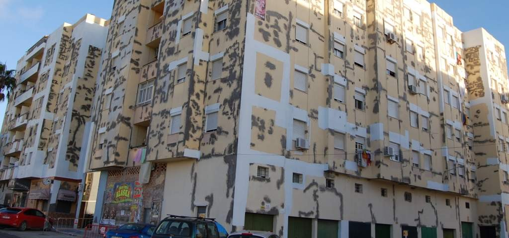 Trabajos de rehabilitación de fachadas Valencia
