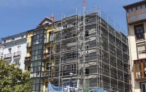 Empresa rehabilitación de edificios Valencia - Servicios de calidad