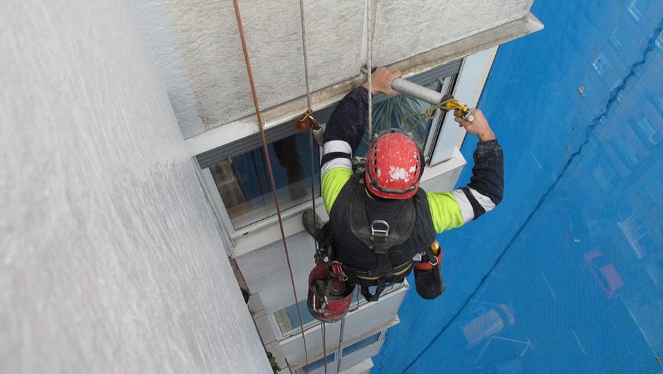Servicios de trabajos verticales - Empresa profesional