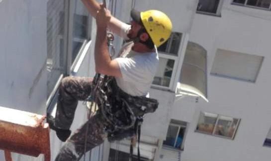 Profesionales en trabajos verticales Valencia - Empresa con experiencia