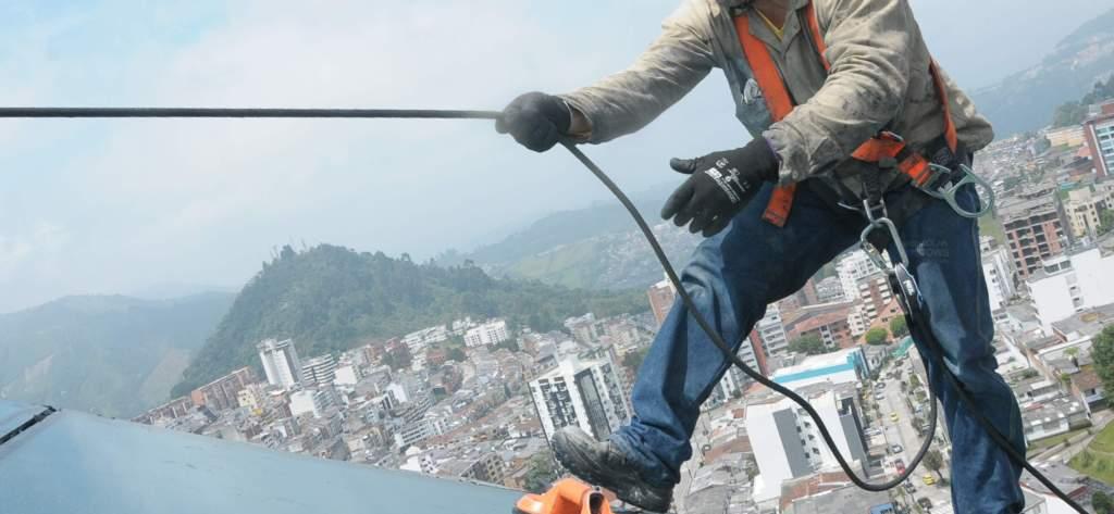 Profesionales en trabajos verticales Valencia