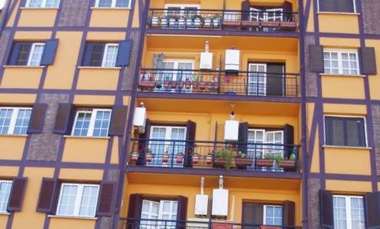 Servicio de restauración de fachadas Valencia