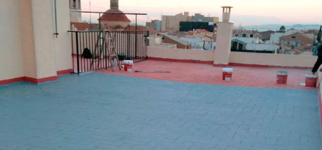 Empresa de impermeabilización de terrazas Valencia - Servicios de calidad