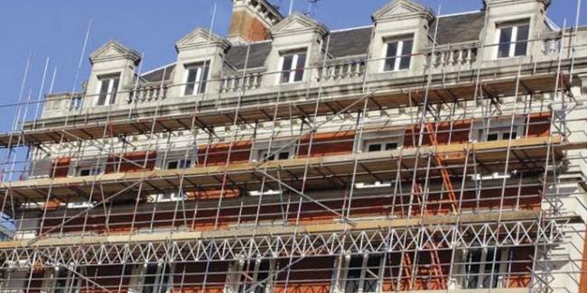 Servicio de rehabilitación integral de edificios Valencia - Empresa profesional