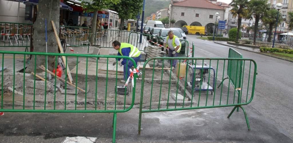 Somos instaladores homologados para obras en la vía pública Valencia