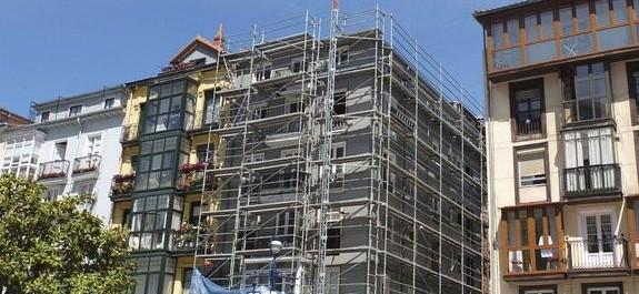 Servicio de rehabilitación de fachadas Valencia profesional