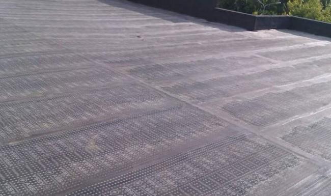 Servicios de impermeabilización de terrazas Valencia