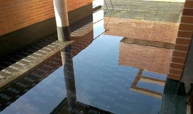 Servicio de impermeabilización de terrazas en Valencia