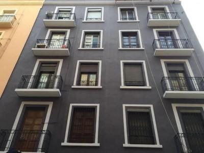 Servicios de restauración de fachadas