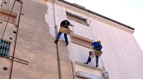 Servicio de pintura de fachadas Valencia