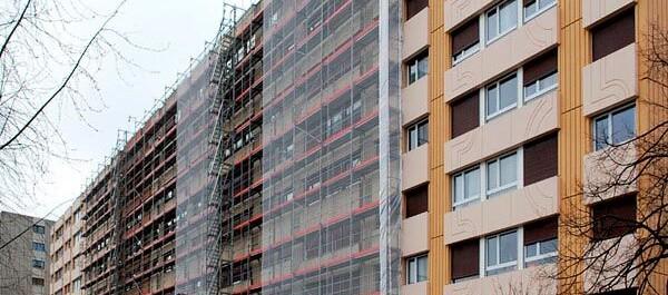 Empresa de restauración de fachadas