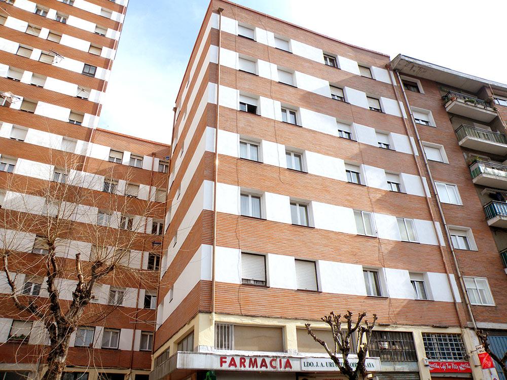 Empresa de restauración de fachadas profesional
