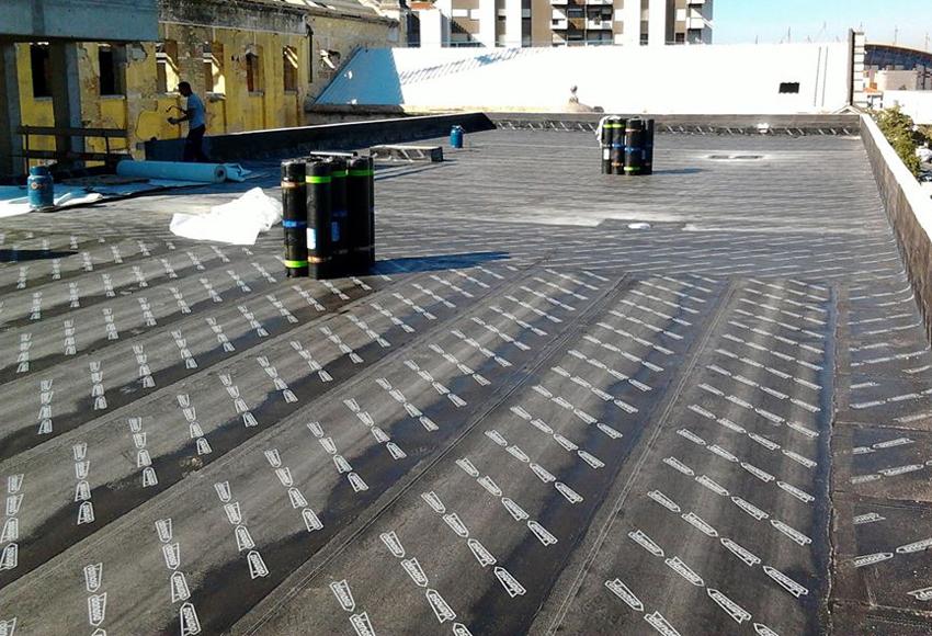 Empresas de impermeabilización de terrazas Valencia