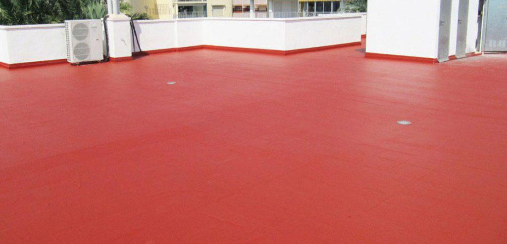 Empresa de impermeabilización de terrazas Valencia profesional