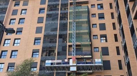Servicios de rehabilitación de fachadas
