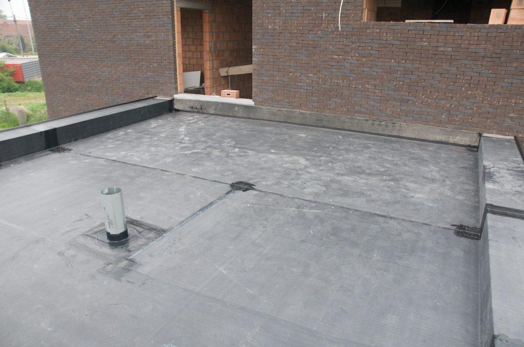 Servicios de impermeabilización de terrazas profesional